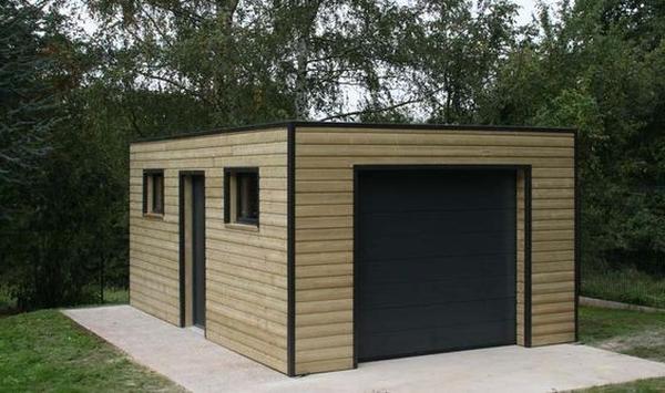 prix construction garage 60m2