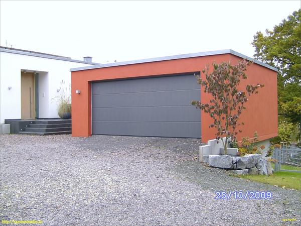 cout construction garage 50m2