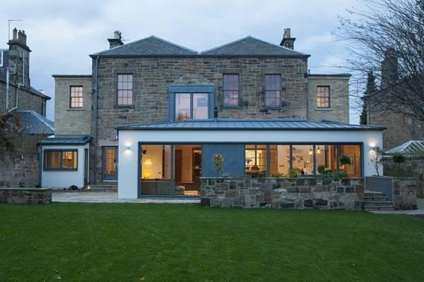 agrandissement extension maison
